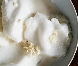 浮岛蛋白霜的做法