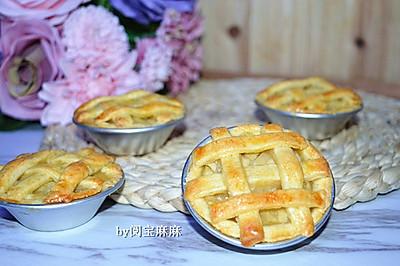 迷你苹果派—感恩节必吃甜品