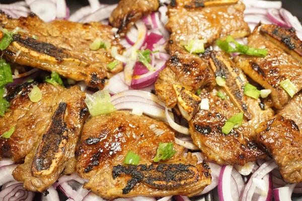 韩式烤肉大餐在家吃更简单!的做法