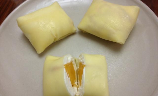 芒果班戟(满记甜品配方)