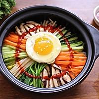 国民老公宋仲基说,他最爱吃石锅拌饭的女生。的做法图解1