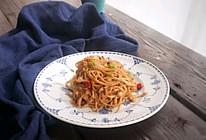 酱炒金针菇的做法