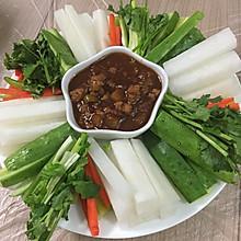 丰收菜(东北特色)