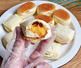 脆皮南瓜饼 | 低脂软糯,做法巨简单的做法