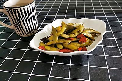 休闲娱乐必备~五香毛豆