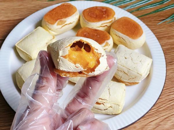 脆皮南瓜饼 | 低脂软糯,做法巨简单