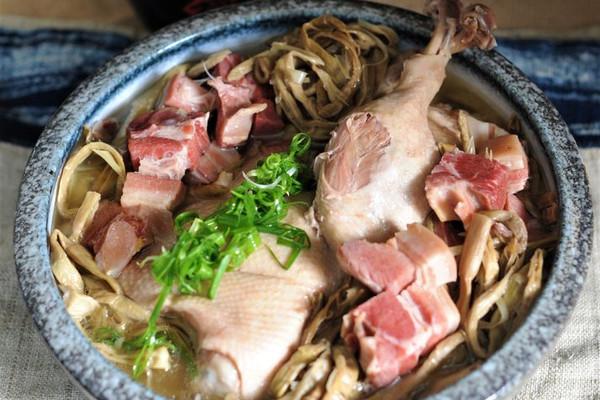 年菜前奏-笋干老鸭汤#苏泊尔鲜煮唯快#的做法