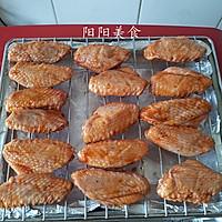 烤鸡翅的做法图解4