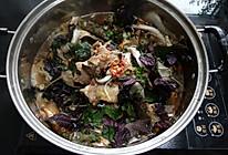 黄鸭叫鱼籽火锅的做法