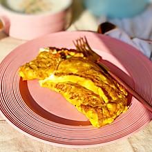 西式早餐蛋饼