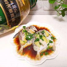 #橄享国民味 热烹更美味#清蒸白鲳鱼