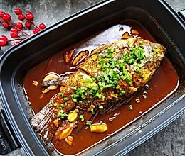 红烧罗非鱼#全电厨王料理挑战赛热力开战!#的做法