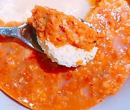 海胆蒸蛋~糕的做法