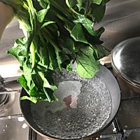 快手凉拌菜系列-凉拌菠菜的做法图解4