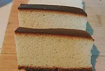 #快手又营养,我家的冬日必备菜品#长崎蛋糕(自制模具)的做法