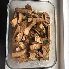 小炒温州豆腐干
