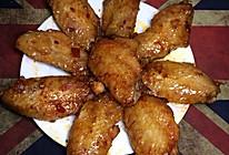 麻辣蒜香鸡翅烤鸡翅的做法