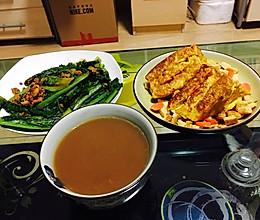 晚餐的做法