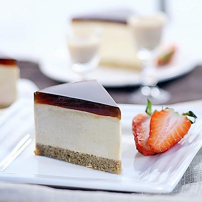 咖啡焦糖乳酪蛋糕