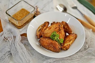 日式料理|来自名古屋的外脆里嫩美味炸鸡翅