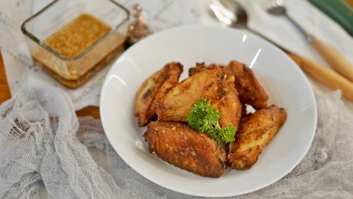 日式料理|来自名古屋的外脆里嫩美味炸鸡翅#硬核菜谱制作人#
