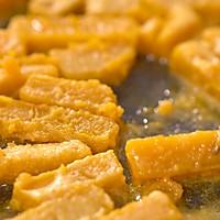 咸蛋黄焗南瓜的做法图解6