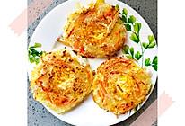 #换着花样吃早餐#土豆丝糖心蛋的做法