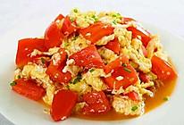 番茄(西红柿)炒鸡蛋的做法
