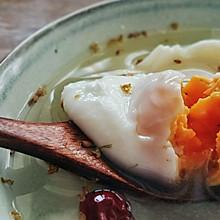 桂花红枣酒酿蛋