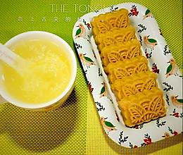 绿豆糕(低油少糖绿豆粉版)的做法