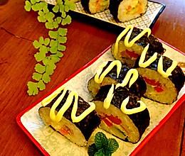 寿司军团的做法