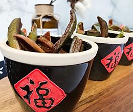 怎样腌制黄瓜辣椒咸菜更清脆爽口?这个配方绝对好吃到没朋友!的做法