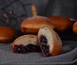 #安佳万圣烘焙奇妙夜# 果酱甜甜圈的做法