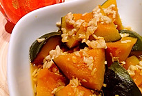 让最简单的食材释放出最鲜美的原味——醪糟南瓜的做法