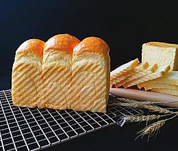 日式甜面包(中种法) #有颜值的实力派#的做法