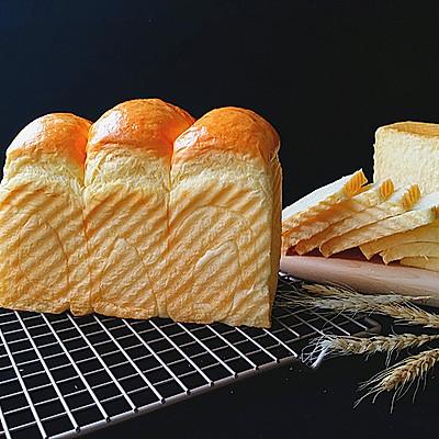 日式甜面包(中种法)