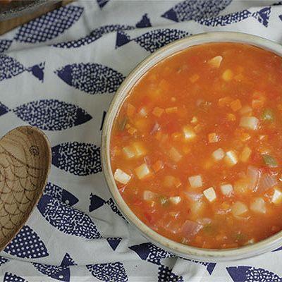 素版罗宋汤