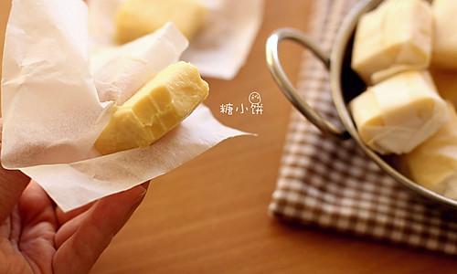 入口即化的【北海道牛奶糖】的做法