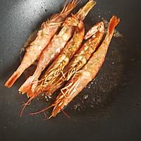 #夏日撩人滋味#香烤阿根廷红虾的做法图解4