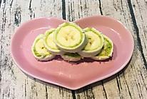牛油果香蕉吐司卷—低脂能量餐的做法