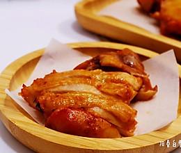 超简单奥尔良烤鸡腿肉(无油空气炸烤箱版)✅的做法