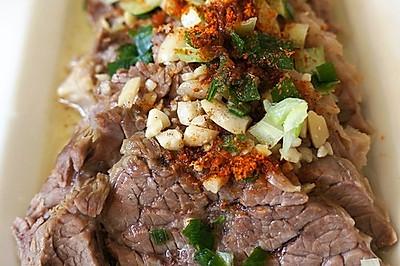 香辣凉拌牛肉