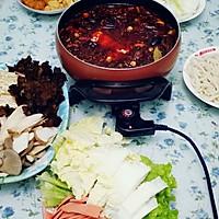 家常自助火锅-----利仁电火锅试用菜谱的做法图解13