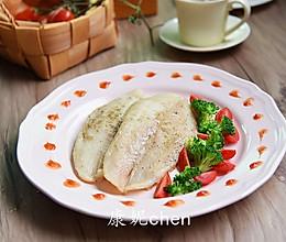 香煎龙利鱼#宜家让家更有味#的做法