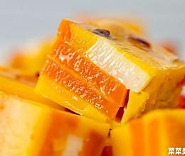 #憋在家里吃什么#红薯山药千层糕|养胃早餐的做法