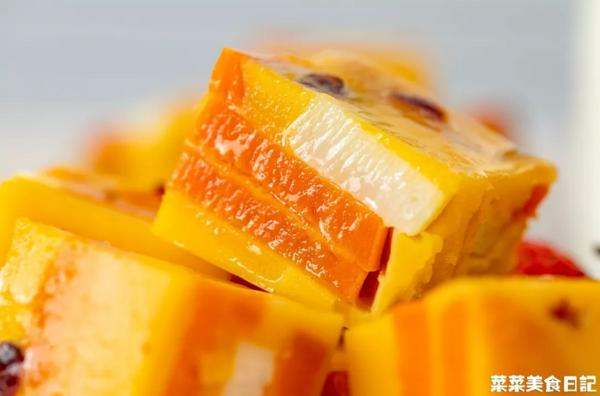 红薯山药千层糕 养胃早餐的做法