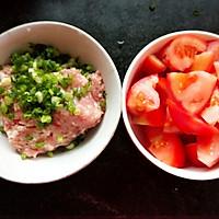 西红柿肉丸汤的做法图解1