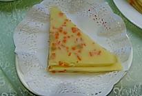 胡萝卜鸡蛋小饼的做法
