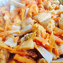 萝卜脆骨鸡