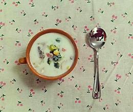 蘑菇奶油浓汤的做法
